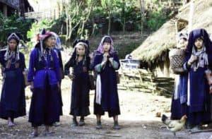 아카종족 선교를 위한 기도